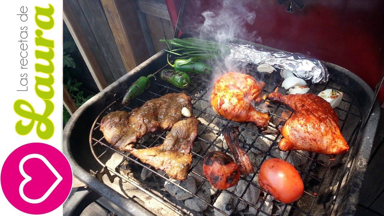 Como marinar carne para asar las recetas de laura recetas for Imagenes de parrilla para casa