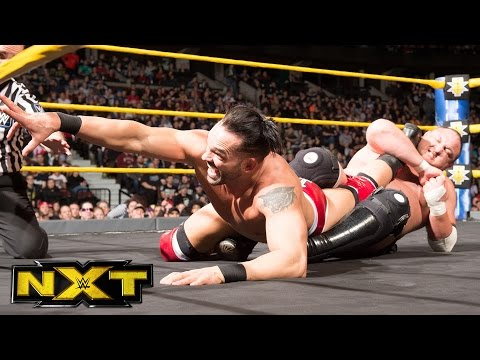 Tye Dillinger vs. Samoa Joe: WWE NXT, Nov. 9, 2016