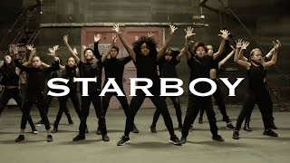 """STARBOY"" - The Weeknd ft Daft Punk Dance 