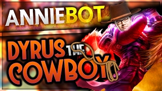 Annie Bot - Dyrus The Cowboy (ft. Dyrus)