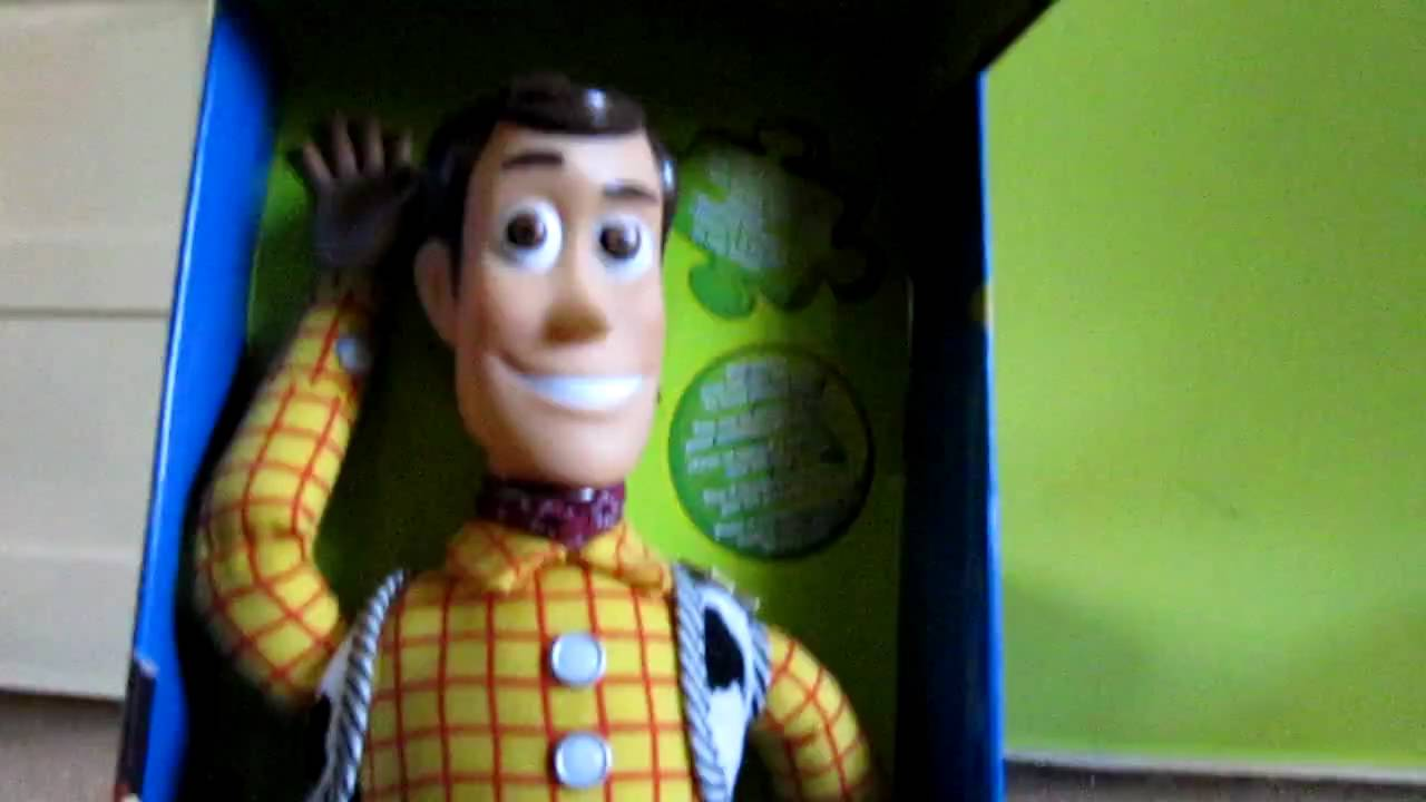 Toy Story Toys Woody And Buzz Lightyear Youtube