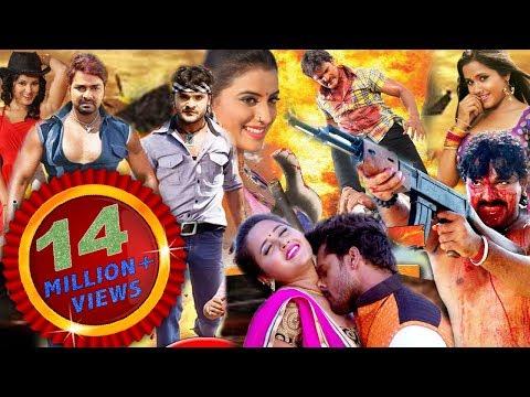 Latest Bhojpuri Full Action Romanti Movie Pawan Singh, Khesari Lal Yadav PRATIGYA 2