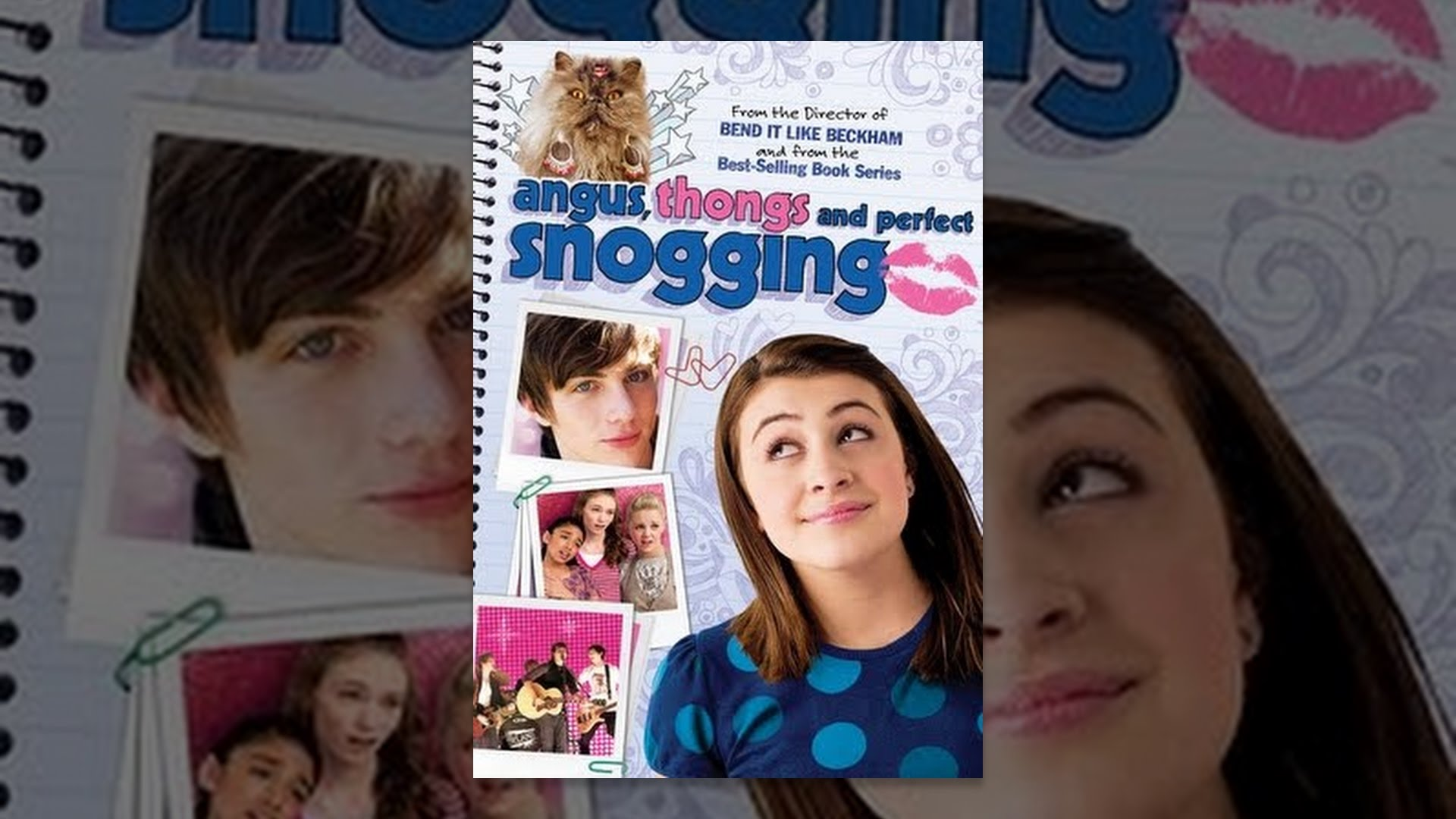 Download Angus, Thongs and Perfect Snogging