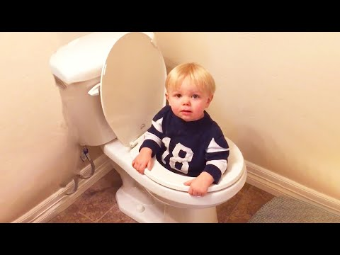 Try Not To Laugh At Your Baby's Naughty Moments - Cute Baby Videos
