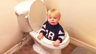 Funniest Naughty Baby Trouble  Cute Baby Videos
