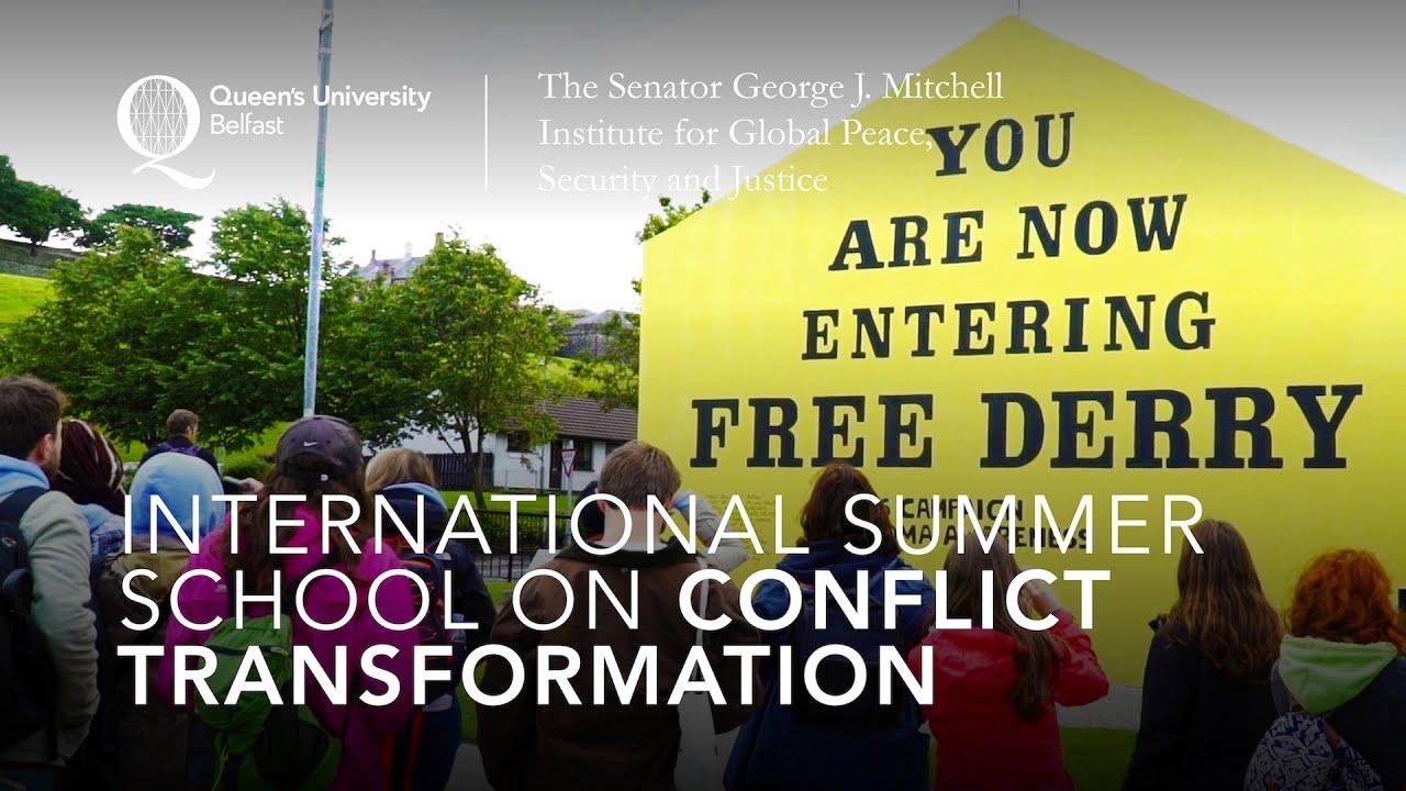 Conflict Transformation Summer School