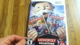 Behind the Thing: Monopoly Collection for the WII [review}