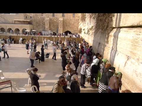 Sights And Sounds Of Jerusalem