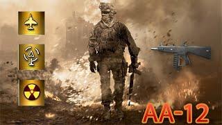 MW2 NUKE AVEC TOUTES LES ARMES ÉPISODE 29 : LE AA-12