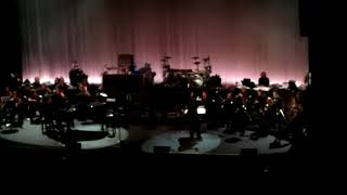 Evanescence Orchestra Sally's Song LIVE @ Tower Theater