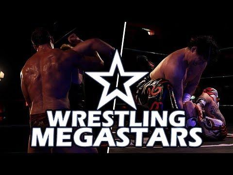 Report Wrestling Megastars 2 - Milano, 31 marzo 2018