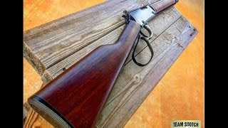 Henry Small Game Carbine Lever Action 22 Magnum Review