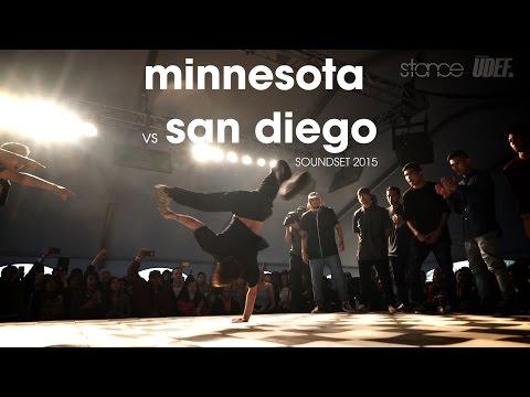 Minnesota vs San Diego // .stance x udeftour.org // Freestyle Session Exhibition at Soundset '15