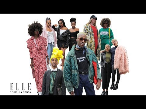 SA Menswear Week Spring/Summer 17/18 l ELLE
