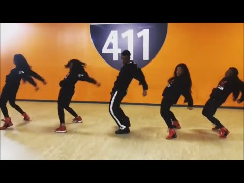 Dancing Dolls w/ Sean Bankhead: 'Let Her Go' Dance
