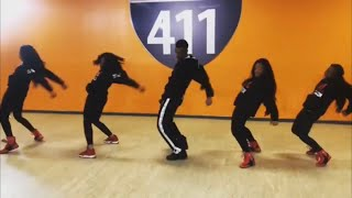 The Dolls takes up a hip-hop session with Sean at the 411 Studio   ...
