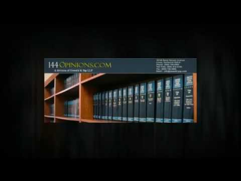 144 LEGAL OPINIONS - - Restricted Stock Services