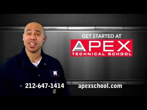 Choose Your Trade at Apex Technical School