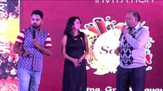 Anchor Garima Yadav And MJ  Zeeshan thumbnail
