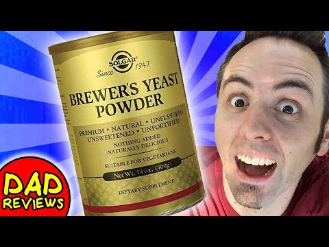 brewers-yeast-for-lactation-|-solgar-brewer's-yeast-powder-unboxing-&-first-look-review