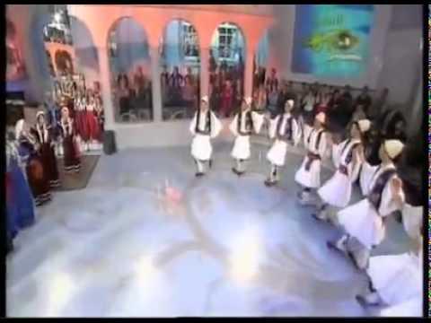 Vallja e Osman Takes - The Dance of Osman Taka -  Albanian Folk Dance