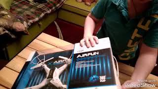 Мій перший квадрокоптери ''Bambi AF 960''