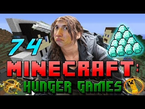 Minecraft: Hunger Games w/Mitch! Game 74 - SO MANY STEVES