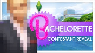 The Sims 4 | The Bachelorette Challenge | Contestant # 1