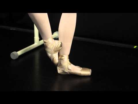 Maine State Ballet: How to do Sur Le Cou-De-Pied