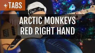 Baixar Arctic Monkeys - Red Right Hand (Bass Cover with TABS!)