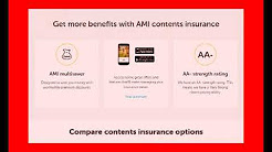 contents insurance quote