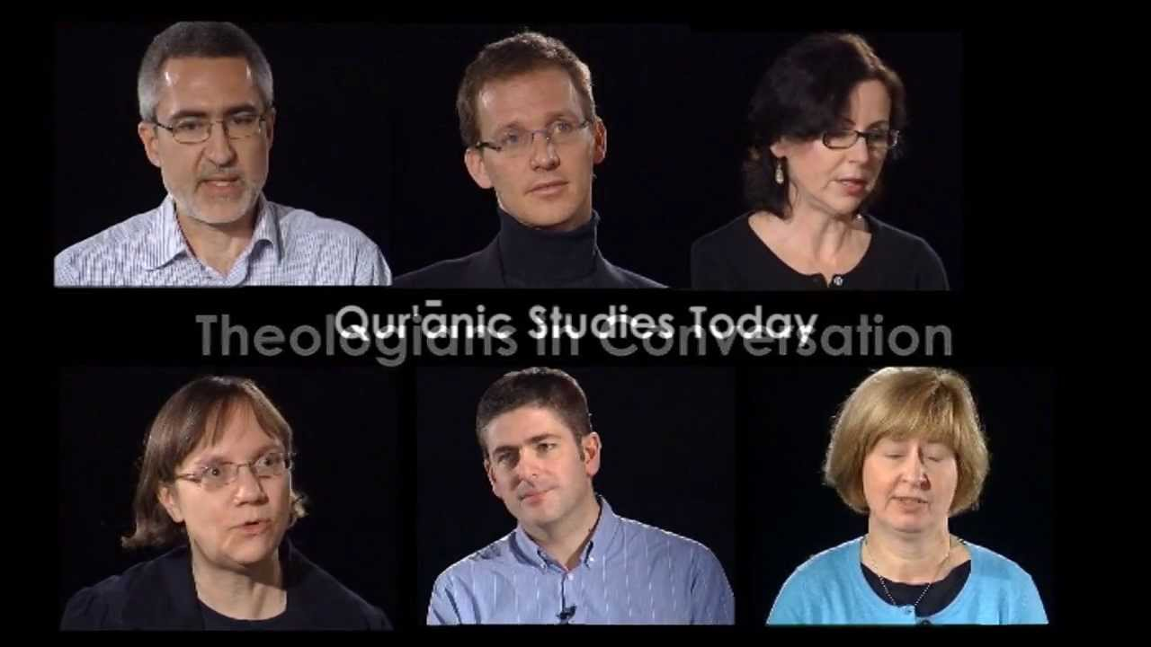 Theologians In Conversation Qur Anic Stus Today