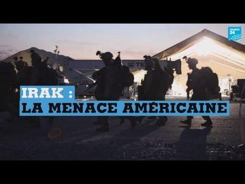 Irak : Les États-Unis Déploient Des Soldats Après L'attaque De Son Ambassade