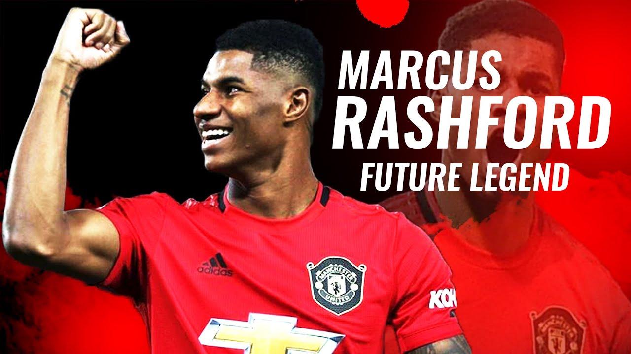 Marcus Rashford Future Legend 2020 Arizona Zervas ROXANNE