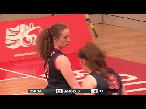 National Championships 2018 - Womens League Finals