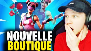 🔴I OFFER THE NEW SKIN IN THE FORTNITE BOUTIQUE OF AUGUST 11 to 2H! PERSONAL PART IN THE MEANTIME