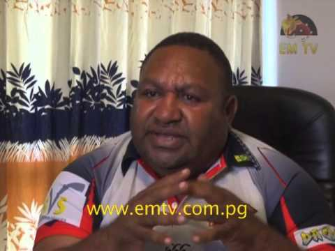 PNGRFL Confident for Weekend Match Against Fiji