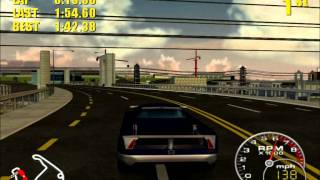 Supercar Street Challenge -- PC Game
