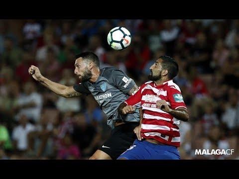 La mala suerte puede con el Málaga (1-0)