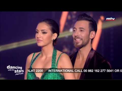 DWTS S4 - Live 7 - ChaCha Performance by Valerie Abou Chacra & Abdo Dalloul