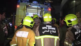 Electrical fault sparked Dubai Address hotel blaze