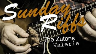 Sunday Riffs: The Zutons - Valerie