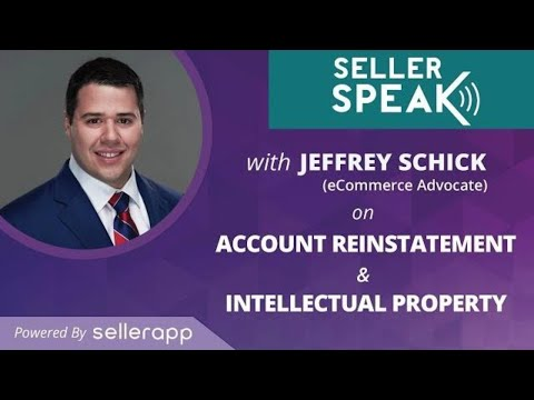 Amazon Seller Account Suspended & Appeal | SellerSPEAK With Jeff Schick | EP. 13