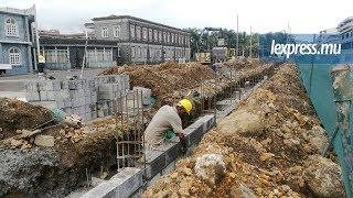 Collège Royal de Curepipe : où sont les barrières en fer forgé ?