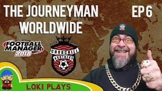 FM18 - Journeyman Worldwide - EP6 - THE LEAGUE! - Churchill Bros India - Football Manager 2018