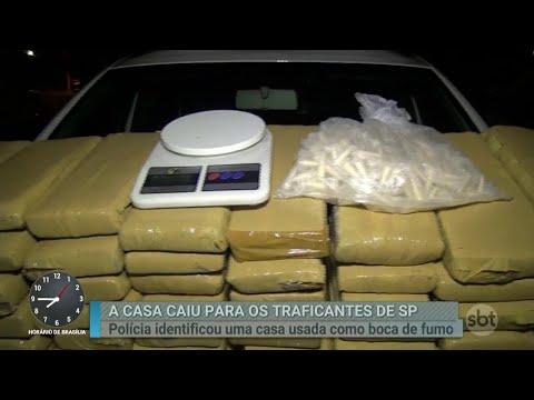 Adolescente revela ponto de tráfico após ser apreendido com drogas | Primeiro Impacto (30/04/18)