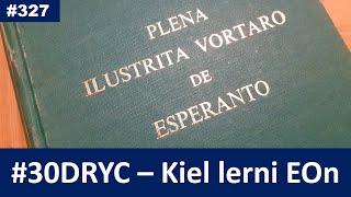 La plej bona metodo por lerni Esperanton estas…. | Tago 3 de #30DRYC