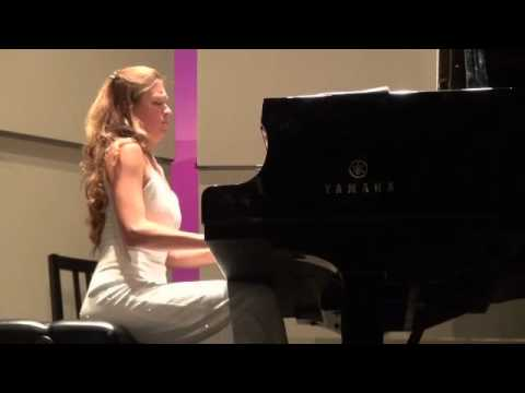 Schubert, Impromptus D.899, No. 3 in G flat Major-Svetlana Smolina