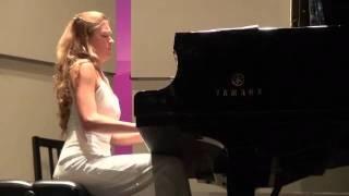 Schubert, Impromptus D.899, No. 3 in G flat Major-Svetlana Smolina