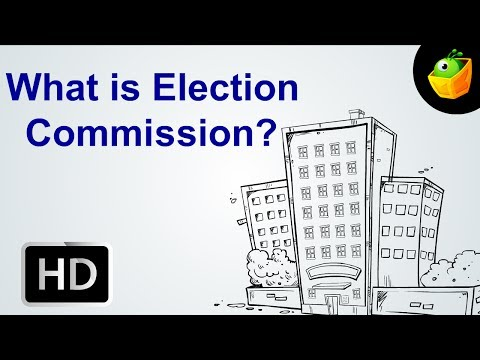 What Is Election Commission - Election 2014 - Cartoon/Animated Video For Kids
